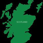 wrong fuel Scotland map