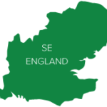wrong fuel SE England map